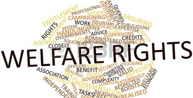 Welfare Rights In Reach Project