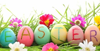 Vicar's Relief Fund (VRF) Easter Hours