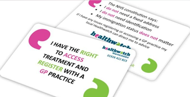 Right to Access Project - Leamington Spa