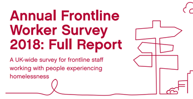 Annual Frontline Worker Survey 2018: Full Report