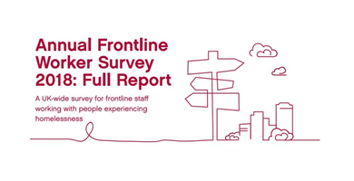 Frontline Worker Survey 2018 - Key Findings and Impact