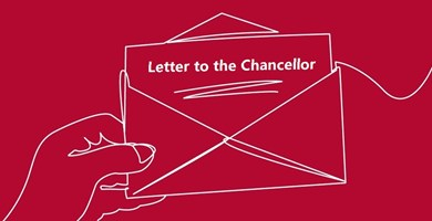 Joint letter to the Chancellor
